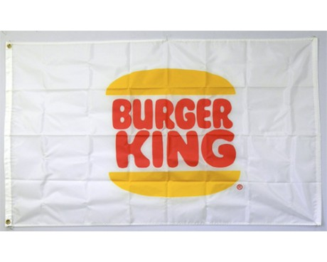 Burger King Flag
