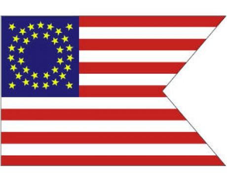 Calvary Guidon Flag - 3x5'