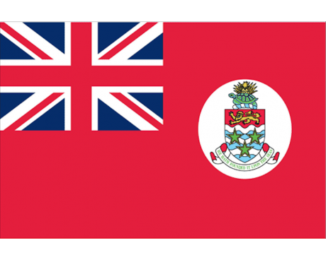 Cayman Islands Red Flag