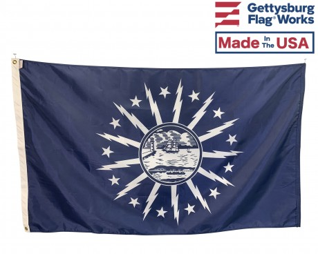 City of Buffalo NY Flag