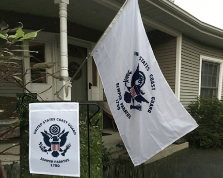 Coast Guard Flag Bundle