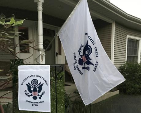 Coast Guard Flag Bundle