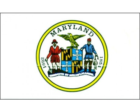 Co. B 21st VA Infantry Maryland Troops 1861 CSA Flag - 3x5'