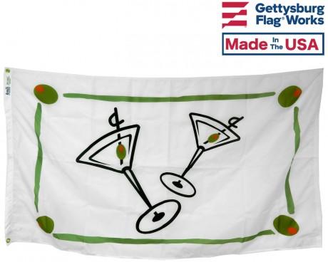 cocktail flag - 3x5'