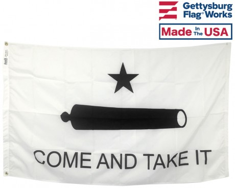 Come & Take It Flag Photo