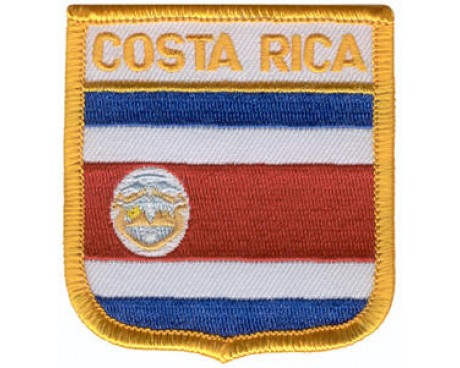 Costa Rica Patch