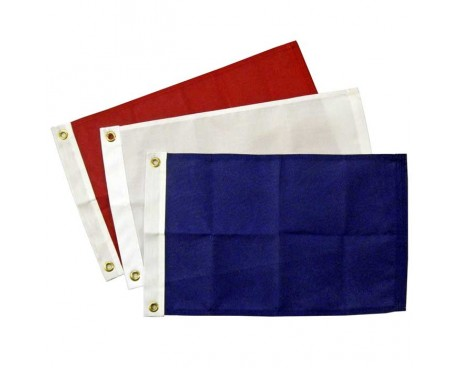 Blank Cotton Flag with Grommets
