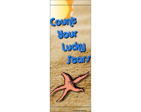 Count Your Stars Avenue Banner