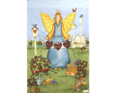 Moms Are Angels House Banner
