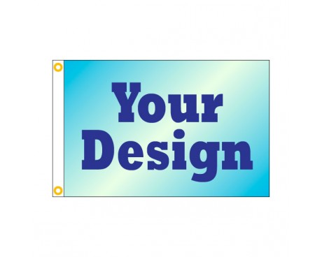 Your Design Boat Flag
