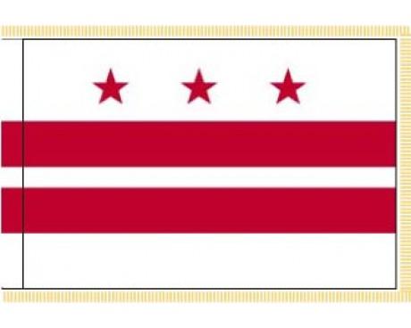 District of Columbia Flag - Indoor