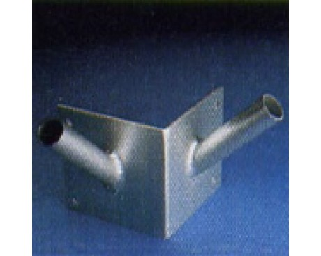 House Wall Or Post Mount Bracket Hardware