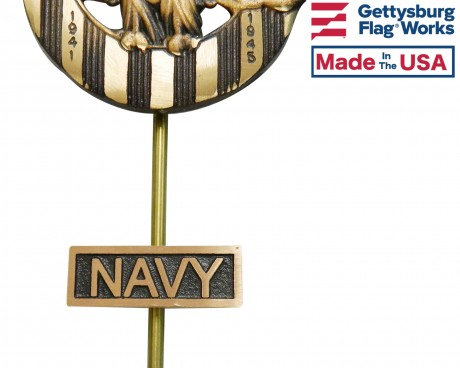 Navy Insignia Plaque