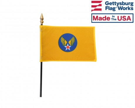 U.S. Army Air Corps Stick Flag
