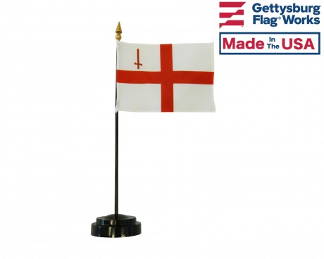 City of London, England Stick Flag