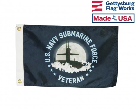 U.S. Navy Submarine Force Veteran Flag