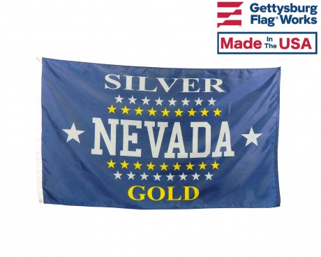 Original Nevada State Flag