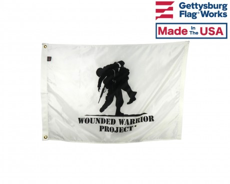 Wounded Warrior Flag - Choose Options