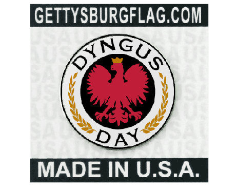Dyngus Day Lapel Pin