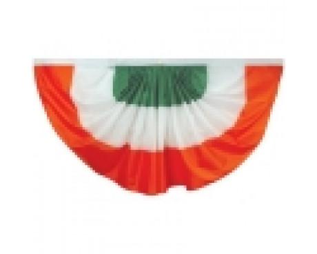 Ireland Pleated Fan, 6', Nylon