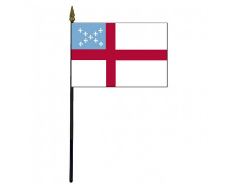 Episcopal Stick Flag