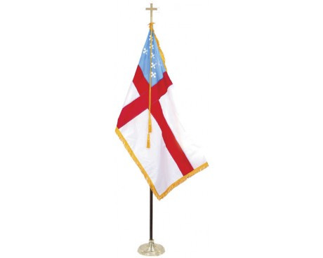 Episcopal Indoor Flag Set
