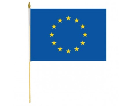 European Union Stick Flag