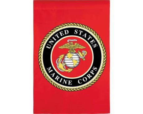 Marine Garden Flag