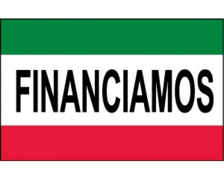 Financiamos (We Finance) Flag