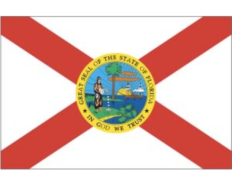 Florida Flag - Outdoor