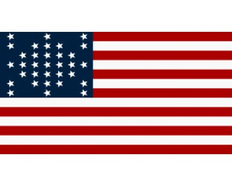 Union Civil War Flag - 3x5'