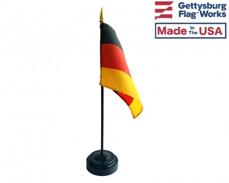 Germany Stick Flag