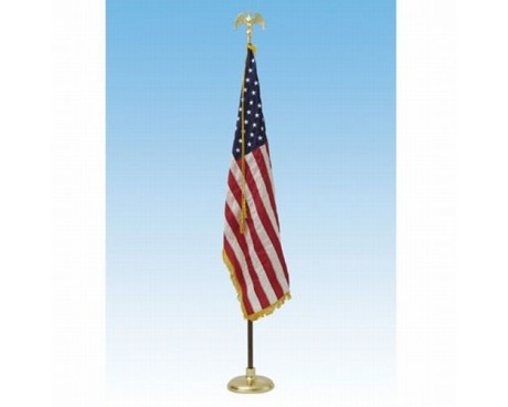 American Government Spec Indoor Flag Set