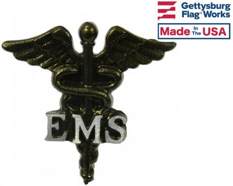 EMS Aluminum Grave Marker