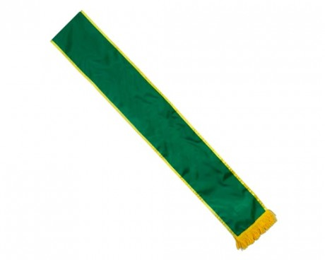 Green Parade Sash 6'