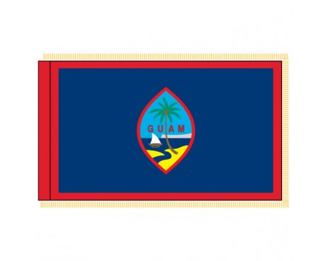 Guam Flag - Indoor