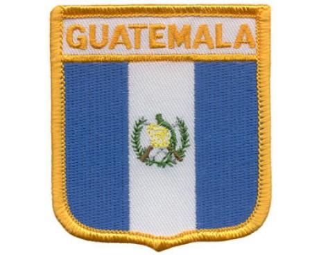 Guatemala Patch