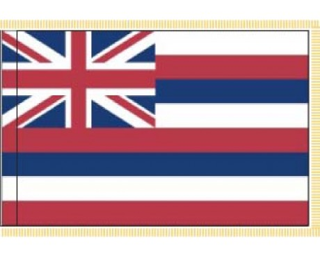 Hawaii Flag - Indoor
