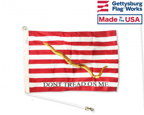 First Navy Jack Flag - Government Spec. Nautical