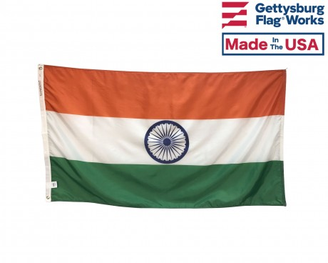 India Flag - Indoor & Outdoor