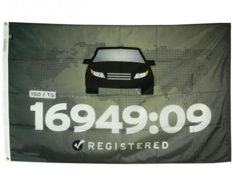 TS 16949:2009 Flag Photo