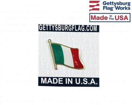 Italy Lapel Pin