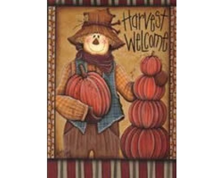 Harvest Welcome House Banner