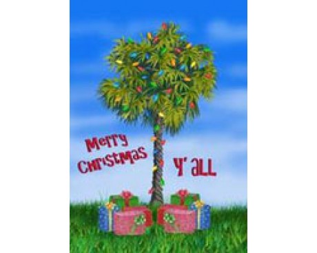 Palmetto Christmas House Banner