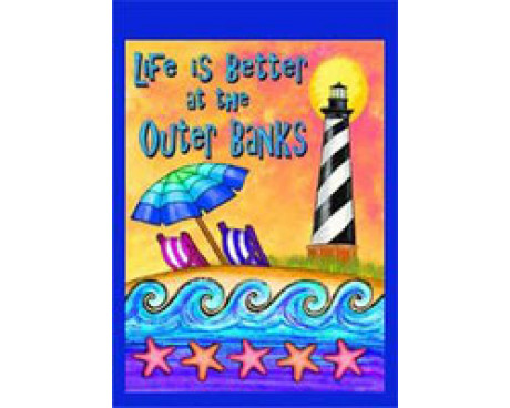 Outer Banks House Banner