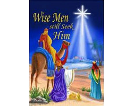 Wise Men Still Seek Him House Banner