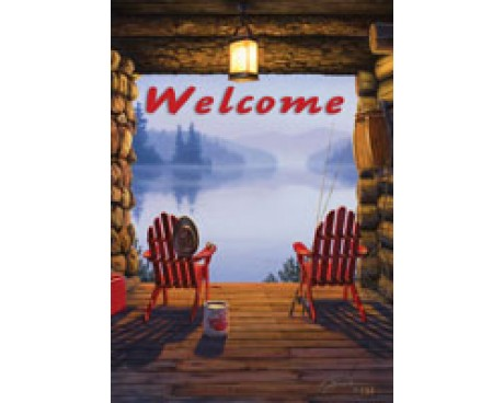 Adirondacks Lake House Banner