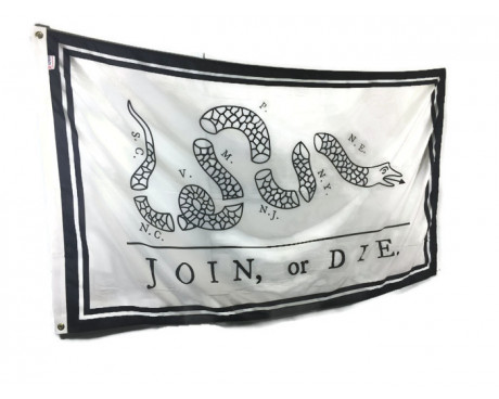 Join or Die Flag