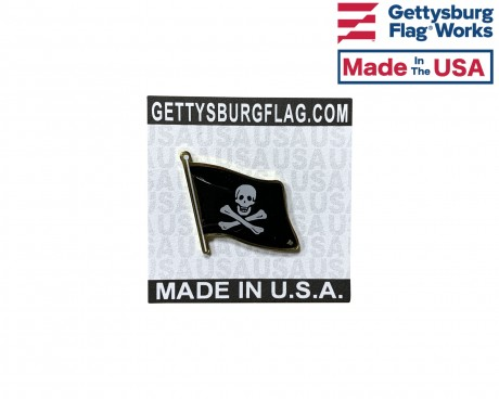 Jolly Roger Lapel Pin