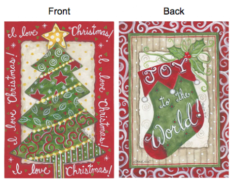 Christmas Flags & Banners: Affordable Decorative Holiday Flags